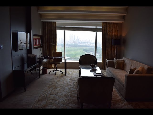 Review: St. Regis Mumbai - Caroline Astor Suite