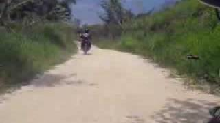 Versys Off Road Ulu Slim,Malaysia