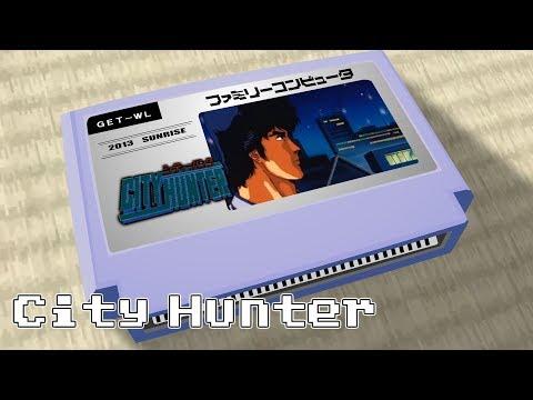Get Wild/City Hunter 8bit