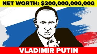 Is Vladimir Putin the Richest Man Alive?