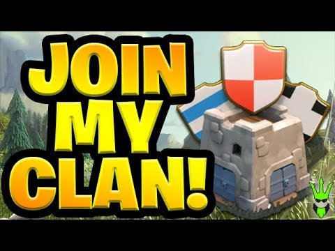 JOIN MY BRAND *NEW* CLAN! - How To Clash Ep. 4 -