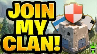 "JOIN MY BRAND *NEW* CLAN! - How To Clash Ep. 4 - ""Clash of Clans"""