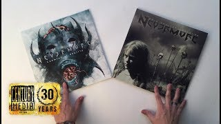 NEVERMORE - Enemies Of Reality // This Godless Endeavor (Vinyl Unboxing)