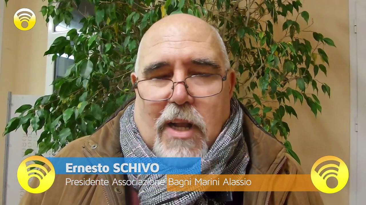 Ernesto Schivo: Chiediamo facilitazioni per il trattamento dello smaltimento detriti post alluvione: video #1