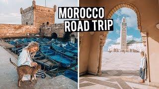 Morocco Road Trip | Essaouira, Casablanca & Rabat