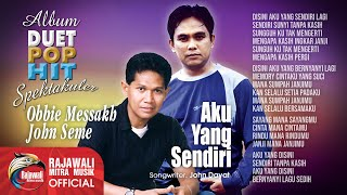 Download Lagu Obbie Messakh Feat John Seme Aku Yang Sendiri Official Music Video  MP3