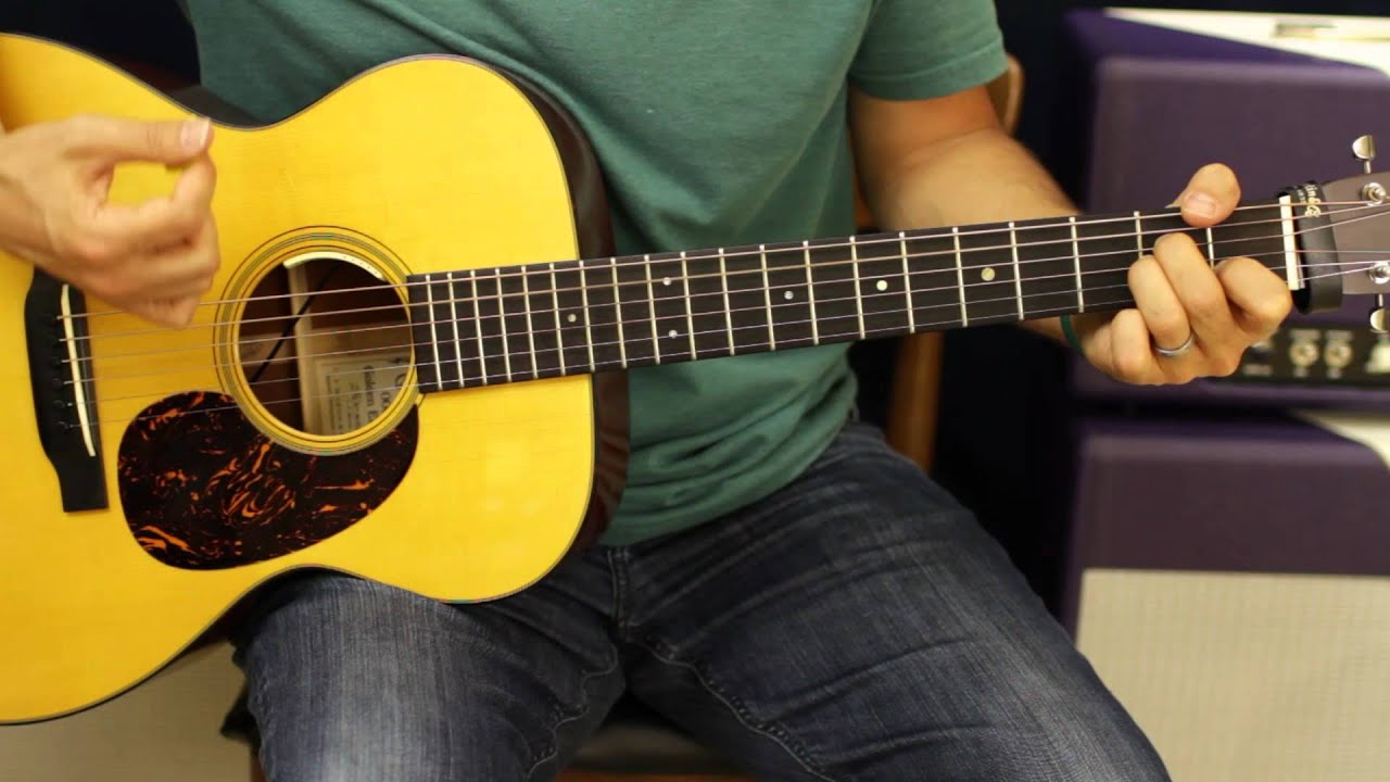 How To Play Ho Hey The Lumineers Easy Acoustic Guitar Lesson