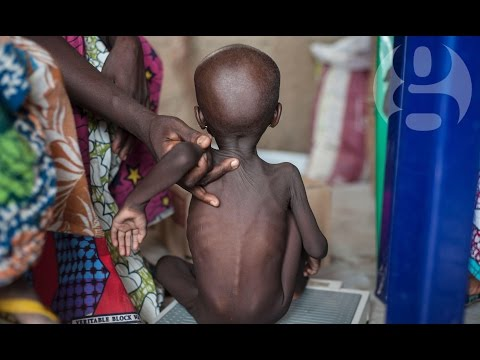 Nigeria on the brink of famine: 'Children are dying from starvation'