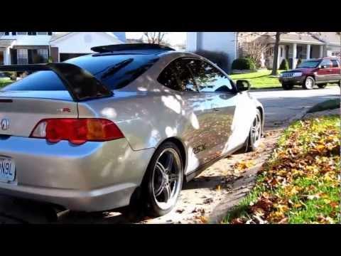 Simply Clean Acura RSX (Unique)
