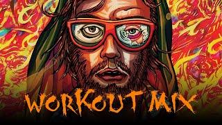 Hotline Miami 1\u00262 - Workout Mix