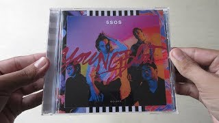 5 Seconds Of Summer - Youngblood ( Album Deluxe Edition ) - Unboxing CD en Español