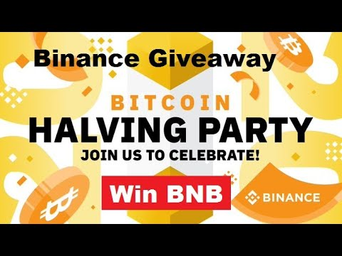 Win 10 BNB every 30 Minutes in Binance exchange | Market Update | Get 20% To 45% Trade Fee Discount 9