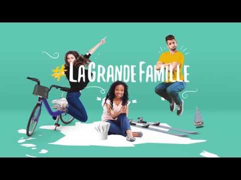 1 minute avec #LaGrandeFamille des Offices de Tourisme de France