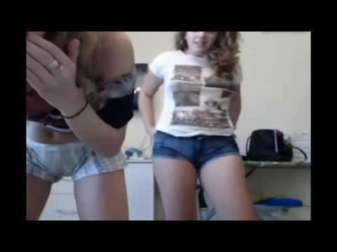meninas na  webcam