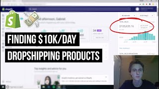 Baixar How To Find $10K/Day Shopify Dropshipping Products [Step-By-Step]