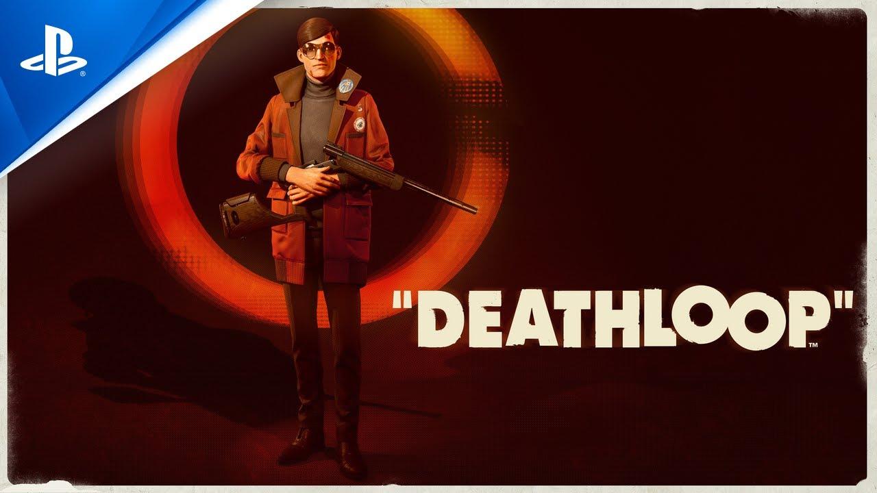 DEATHLOOP - Tráiler oficial de muestra del juego | PS5