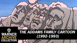 The Addams Family Cartoon (Theme Song)