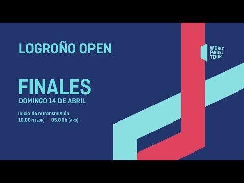 Finales - Logroño Open 2019 - World Padel Tour