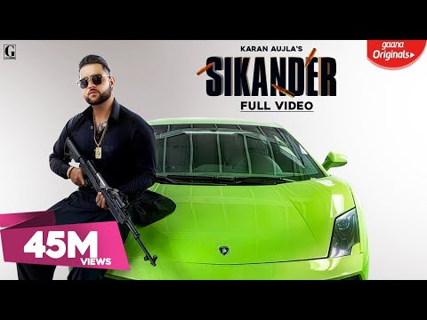 sikander-:-karan-aujla-(title-track)-guri-|-kartar-cheema-|-latest-punjabi-songs-2019