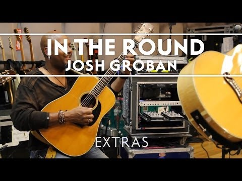 Josh Groban - In The Round Rehearsals: 1 [Extras]