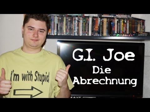 G.I. JOE - DIE ABRECHNUNG (Jon M. Chu) / Playzocker Reviews 4.64