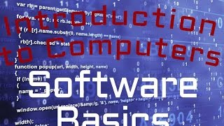 Computer Software : Software Basics (03:01)