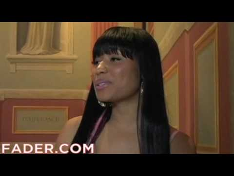 NICKI MINAJ TALKS GROWING UP IN QUEENS WITH FADER TV