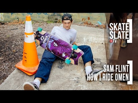 Sam Flint's Setup: How I Ride Omen - Skate[Slate].TV