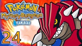 Groudon und die letzte große Gefahr #24 Pokémon Mystery Dungeon: Team Blau