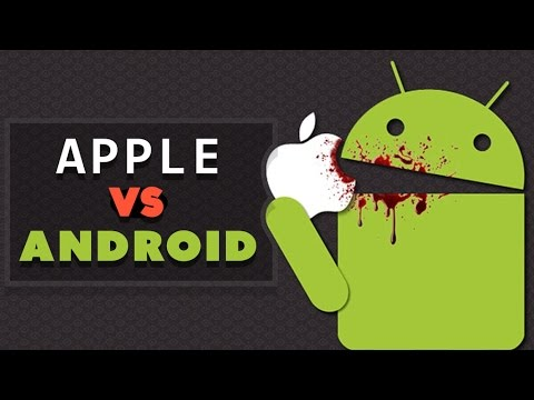 iPhone VS Android: WHO WINS? - FAQ Podcast