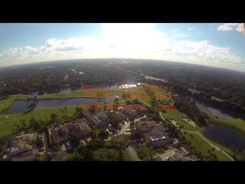 Boca West Fly around