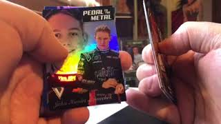 2018 Panini Victory Lane Racing Box Break and Review