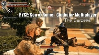 RYSE: Son of Rome - Gladiator Multiplayer | The Gardens