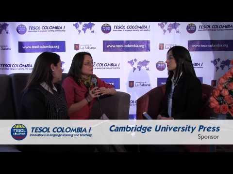 Interview with Cambridge University Press representatives.
