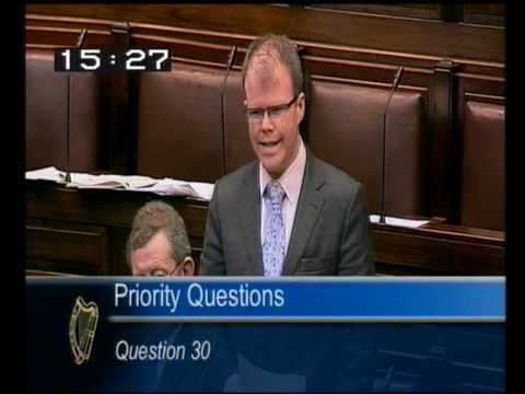 Peadar Tóibín - VAT Rate Increase & the all-Ireland economy
