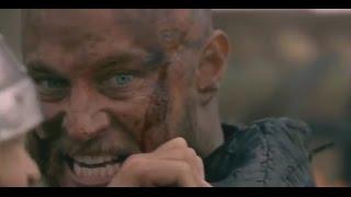 Ragnar Goes Berserk (Vikings Episode 8. To The Gates!)