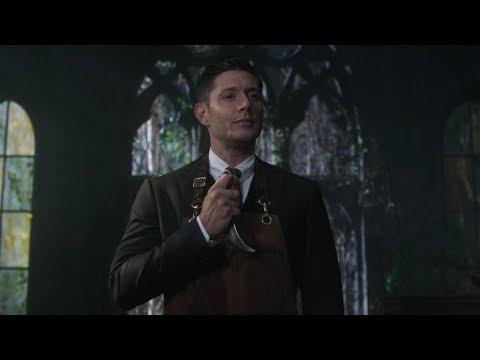 Дин (Михаил) убивает вампиров | Сверхъестественное