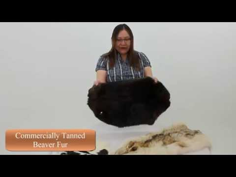 Commercially Tanned Fur