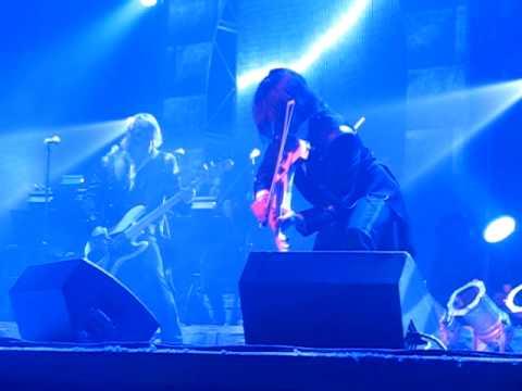 """Trans-Siberian Orchestra TSO """"Mozart"""" 4/10/2010 Albany"""