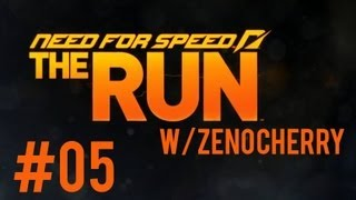 Need for Speed The Run Walkthrough Part 5 No Commentary HD