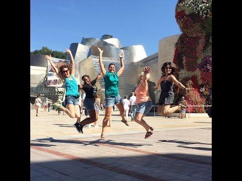 Mediterranean Cruise ~ Bilbao, Spain Vlog #4 | The Guggenheim Museum