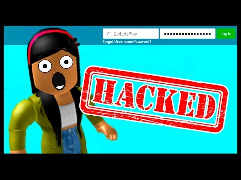 HACKED in Roblox!