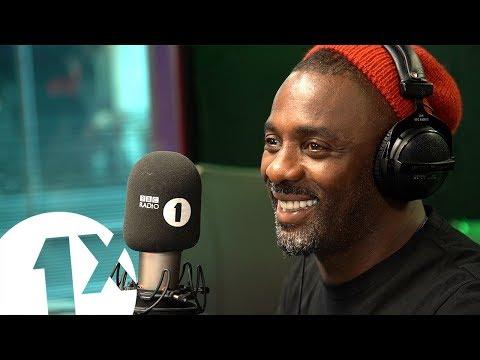 Idris Elba Plays His Top Reggae Tracks For Toddla T On 1Xtra