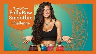 NEXT FullyRaw Smoothie Challenge Starts Nov. 1st! Join Now!