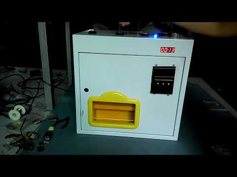 JY-141 with bill acceptor
