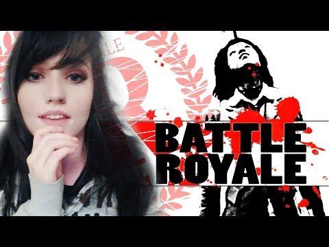 Battle Royale Novel VS Manga VS Film