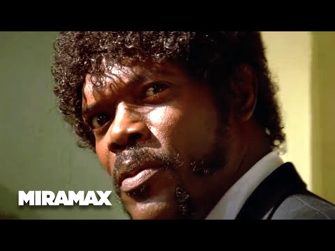 Pulp Fiction | 'Say What Again' (HD) - Samuel L. Jackson, John Travolta | MIRAMAX