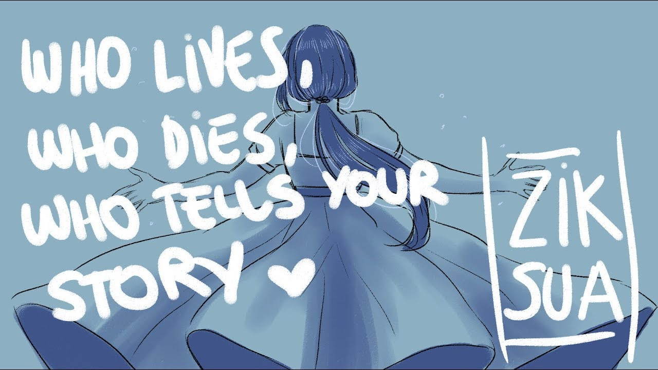 Who Tells Your Story / Animatic