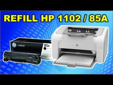 Gampang dan Cepat..!! Cara Isi Ulang Tinta Catridge HP680 di Printer HP Deskjet 2135.
