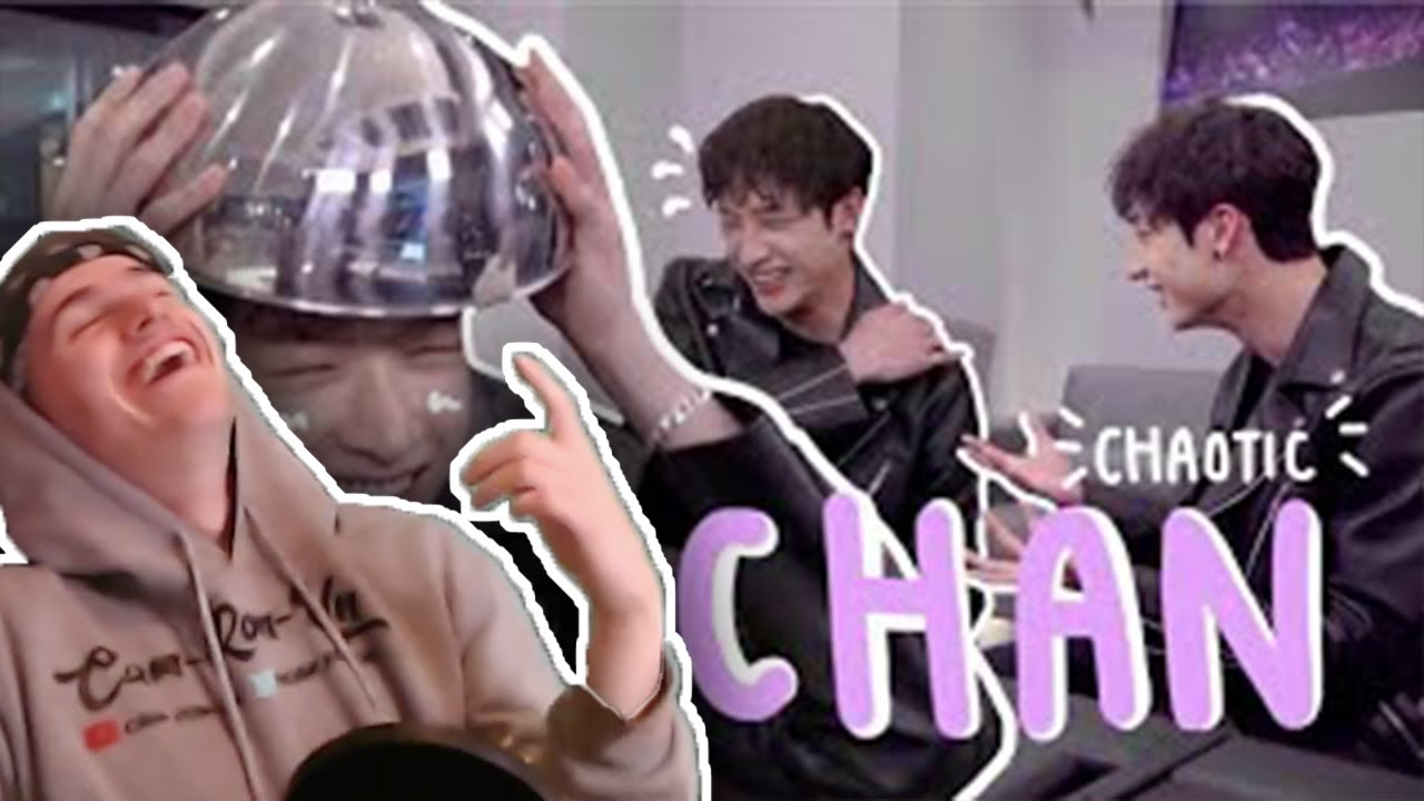 Download The 'C' in Chan stands for chaotic | Stray Kids Reaction